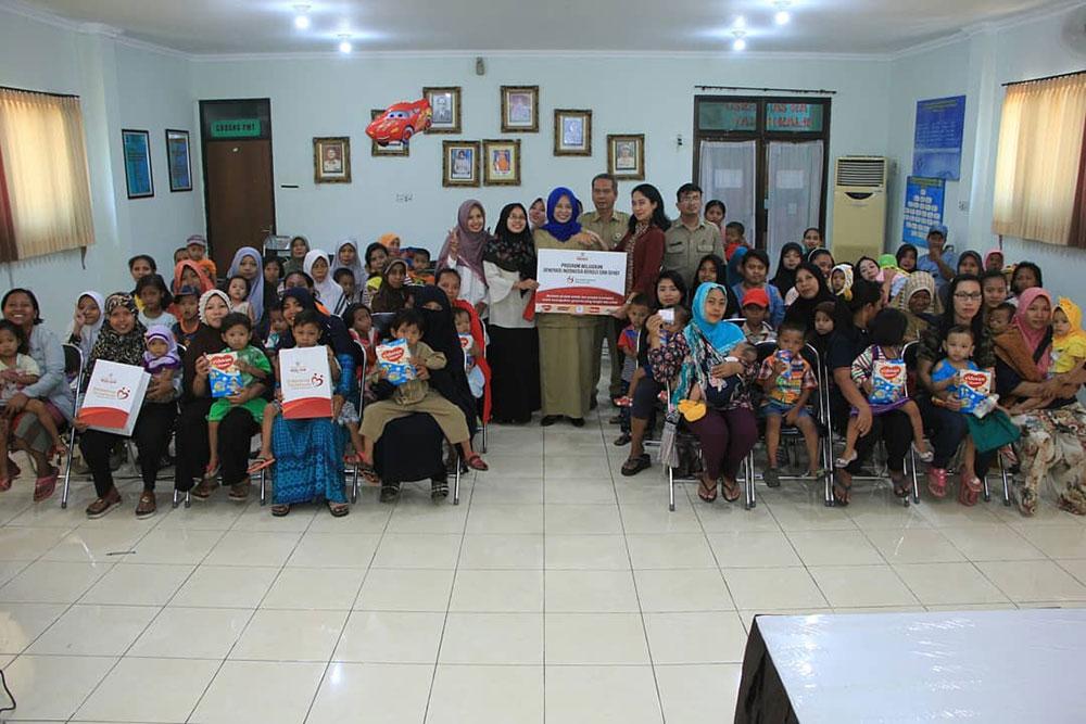 Program Wujudkan Generasi Indonesia Bergizi dan Sehat di Surabaya